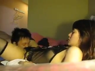Chinese couple sex