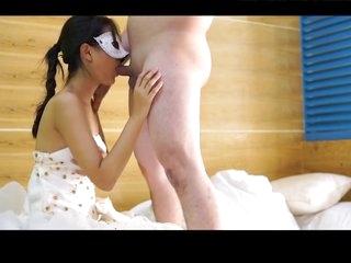 Chinese bridesmaids fucked