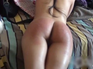 pained ass of China slut Yena
