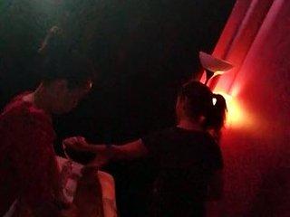 Chinese 4 hands massage