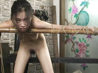 Chinese Model KeEr - Bondage Shoot BTS (HC)