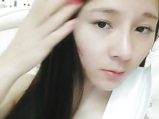 Chinese Girl Rubbing Pussy in Webcam