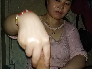 Asian Happy ending massage. Handjob expert 2