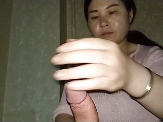 Asian Happy ending massage. Handjob expert 6