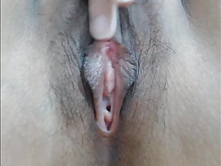 Chinese Pussy closeup