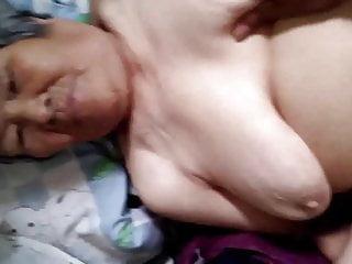 Chinese Granny Creampie