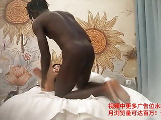 Black man fucks Chinese escort - 4