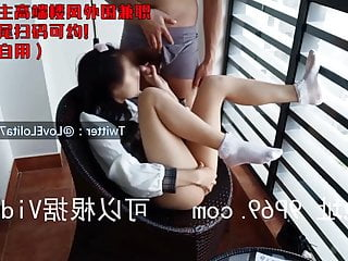 Chinese pure contrast bitch carrying boyfriend – full record