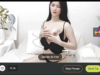 papipapi 2021 show boobs webcan