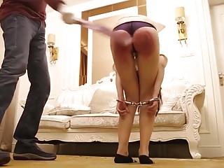 Chinese spanking