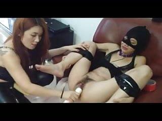 Chinese slave trainning