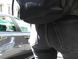 BootyCruise: Chinatown MILF Cam 9 - Black Jeans