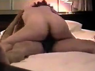 Blowjob from my mature Asian wife