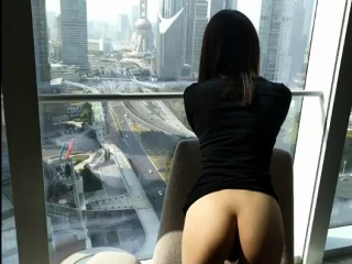 Chinese Couple Sex Video Scandal at Shanghai  hotel