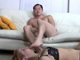 Chinese Foot Fetish